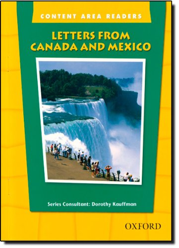 Letters from Canada and Mexico (The Oxford: Kauffman, Dorothy