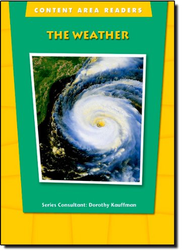 9780194309578: The Weather (The Oxford Picture Dictionary for the Content Areas Reader)