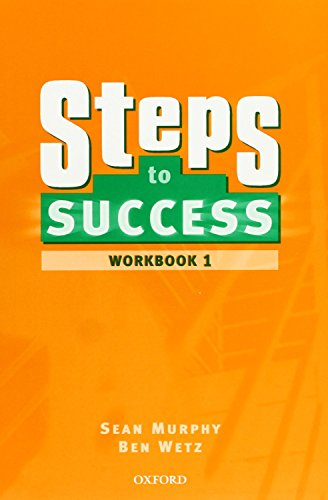 9780194310291: Steps to Success 1: Workbook - 9780194310291
