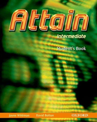 9780194310505: Attain: Intermediate: Student's Book
