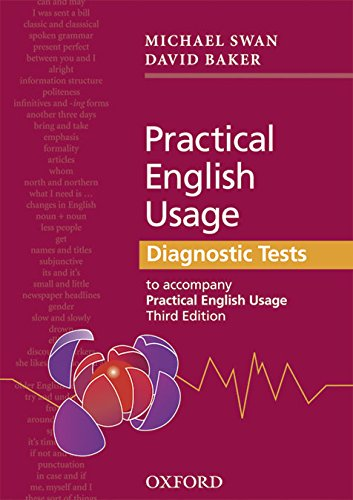 9780194311434: Practical English Usage Diagnostic Tests: Grammar tests to accompany Practical English Usage Third Edition
