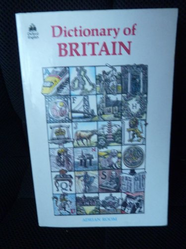 Dictionary of Britain (Oxford English): Room, Adrian