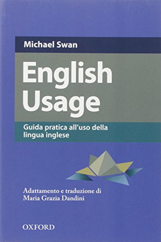 9780194311793: English usage. Guida pratica all'uso dell'inglese. Per le Scuole superiori