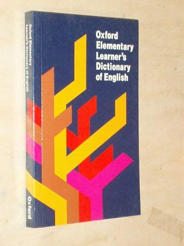 The Oxford Elementary Learners English-urdu Dictionary Pdf