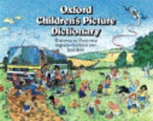 9780194312660: Oxford Children's Picture Dictionary: English/Italian