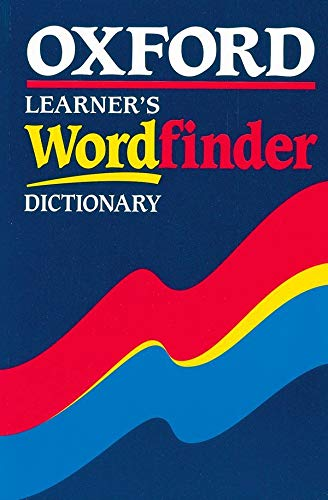 9780194313087: Oxf Learner's Wordfinder Dict (Oxford Dictionaries)