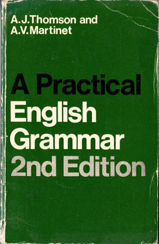 9780194313230: Practical English Grammar for Foreign Students
