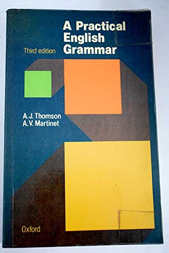 9780194313353: Practical English Grammar for Foreign Students