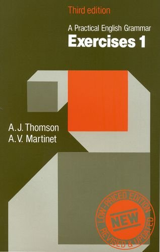 9780194313490: Practical English Grammar: Exercises 1 (Low-priced edition): Grammar exercises to accompany A Practical English Grammar.