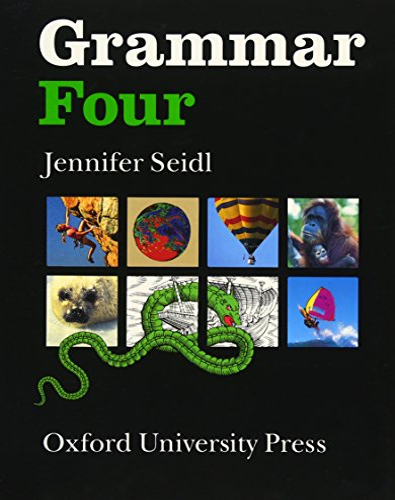 9780194313643: Grammar: Four: Student's Book