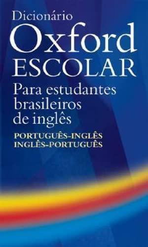 9780194313681: Dicionario Oxford Escolar: para estudiantes brasileiros de ingles