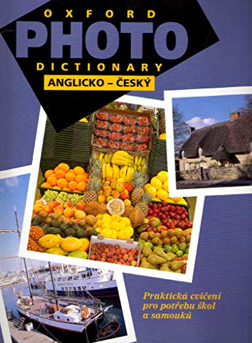 9780194313766: Oxford Photo Dictionary: English Czech