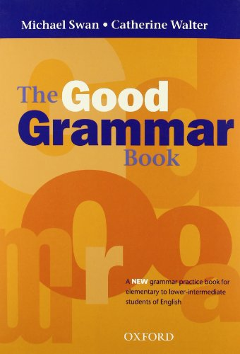 9780194315203: The Good Grammar Book