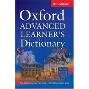 9780194315364: Oxford Advanced Learner's Dictionary of Current English
