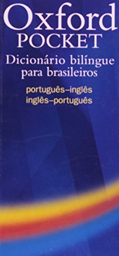 Oxford Pocket Portuguese Dictionary (Portugues-Ingles/ Ingles-Portugues): A. s. Hornby