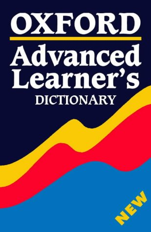 9780194315647: Oxford Advanced Learner's Dictionary of Current English