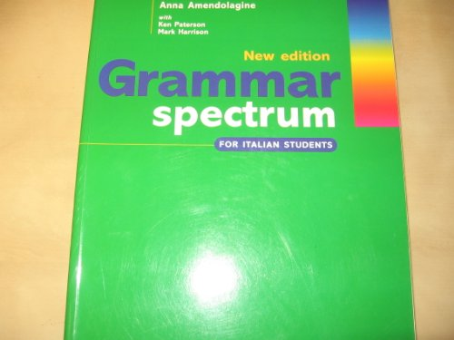 9780194315715: GRAMMAR SPECTRUM FOR ITAL.ST.