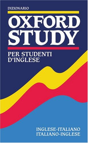 9780194315876: oxford-nuova italia oxford-nuova italia dictionary english oxford study mini-cd rom