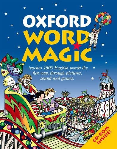 9780194316675: Oxford Word Magic