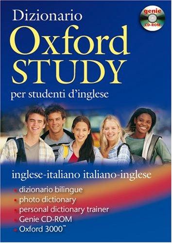 9780194316798: Dizionario Oxford Study Per Studenti D'inglese: (Inglese-Italiano / Italiano-Inglese) (English and Italian Edition)