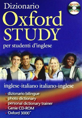 9780194316804: Dizionario Oxford Study per studenti d'inglese. Con CD-ROM