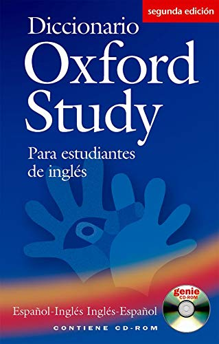 9780194316927: Diccionario Oxford Study para estudiantes de inglés: español-inglés/inglés-español