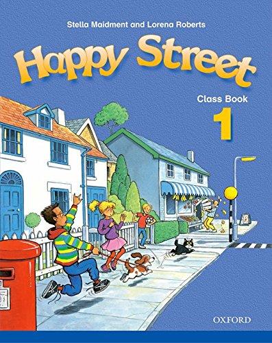 9780194317504: Happy Street 1: Class Book ESP