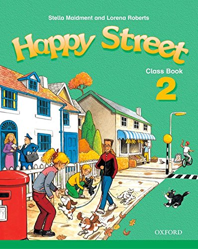 9780194317559: Happy street 2 cb esp