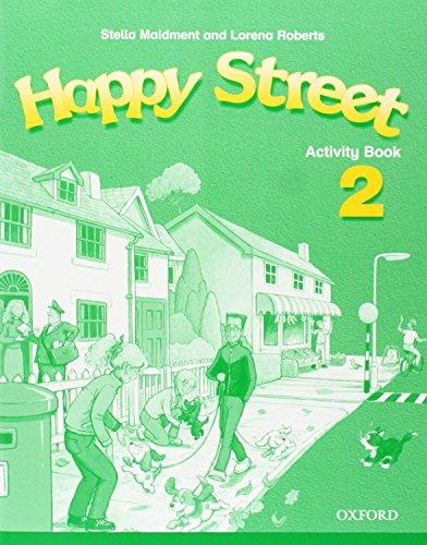 9780194317566: happy-street-2-activity-book