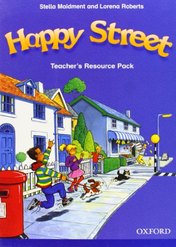 9780194317603: Happy Street 1&2: Teacher's Resource Pack (Happy First Edition)