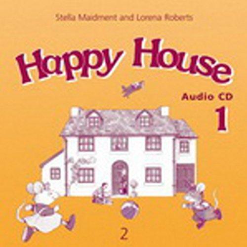 9780194317658: Happy House 1: Audio CD (British English): British English Level 1
