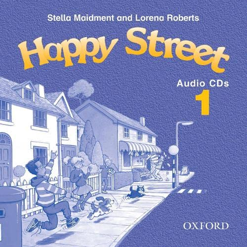 9780194317672: Happy Street: 1: CDs: Level 1