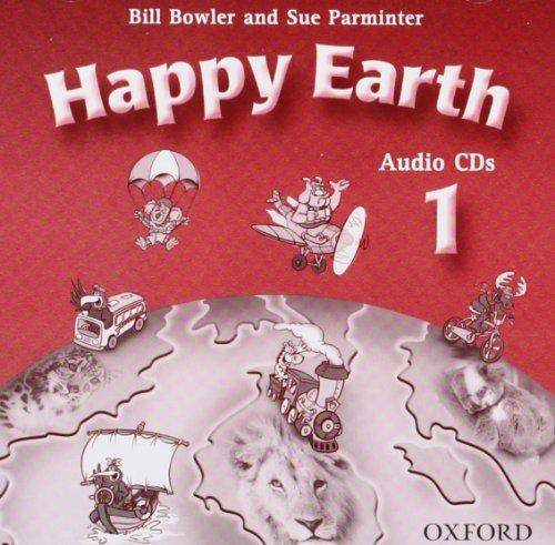 9780194317696: HAPPY EARTH 1 CD (2): Level 1