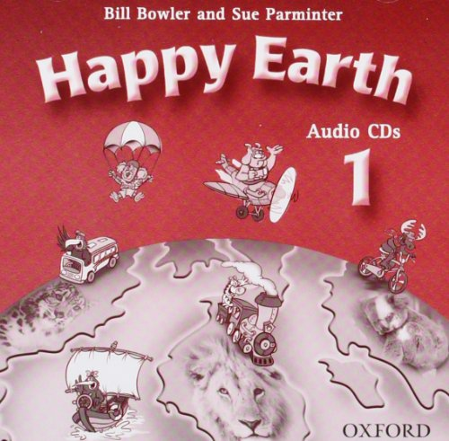 9780194317696: Happy Earth 1: Audio CDs (2): Level 1