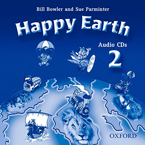 9780194317702: Happy Earth 2: Audio CDs