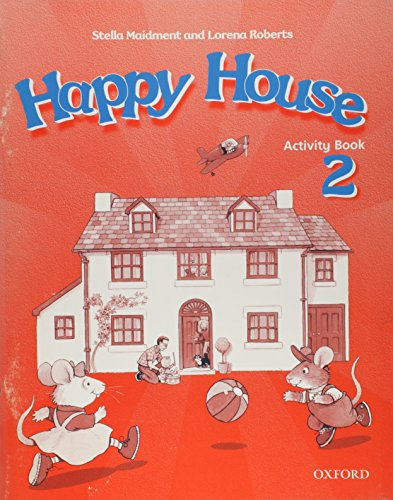 9780194318204: Happy House: Activity Book Level 2