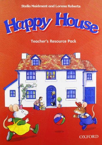 9780194318372: Happy House 1&2: Teacher's Resource Pack (Happy First Edition)