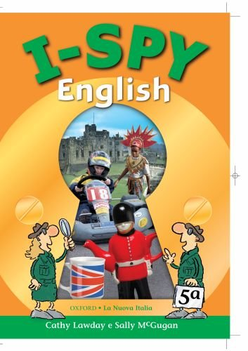 9780194318631: I spy english. Per la 5ª classe elementare: 3