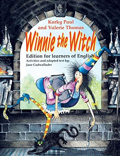 9780194319041: Winnie the witch : Edition for learners of English