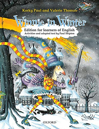 9780194319225: Winnie in Winter: Story Book (with Activity Booklet) (Winnie The Witch) - 9780194319225