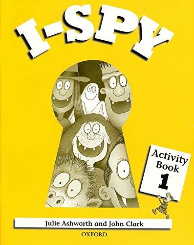 9780194320795: I-Spy 1 : Activity book