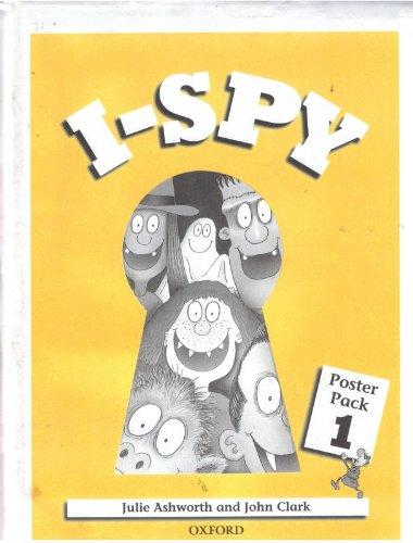 9780194320832: I-Spy : Poster Pack 1