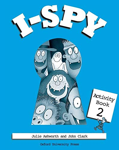 I-Spy: 2: Activity Book: Activity Book Level: NA