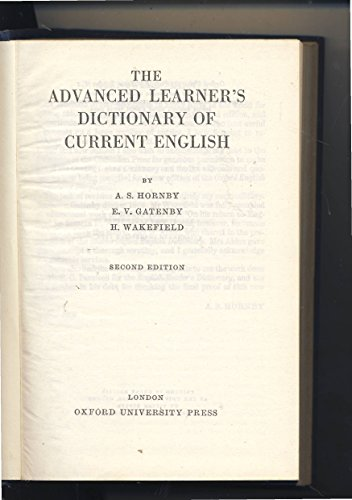 Oxford Progressive English for Adult Learners: Tchrs': A.S. Hornby