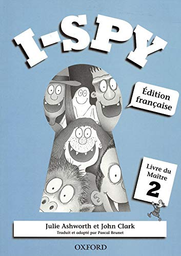 9780194321341: I SPY 2 PACK PROFESSEUR (VERSION FRANCAISE)