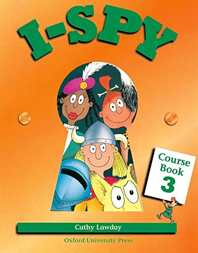 9780194321358: I- SPY 3. : Course book 3