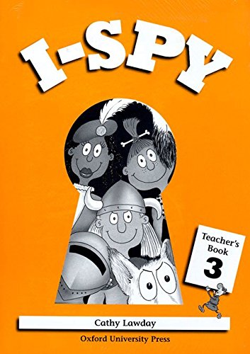 9780194321440: I-Spy 3: I-Spy 3: 3: Teacher's Pack (Teacher's Book, Photocopy Masters Book, and Poster): Resource Pack (Teacher's Book, Photocopy Masters Book, and Poster)