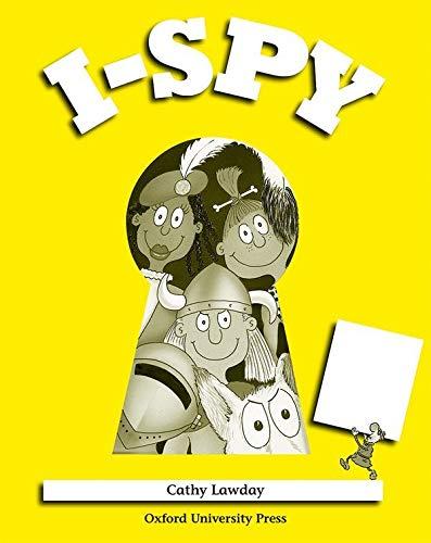 9780194321501: I-Spy: 4: Activity Book