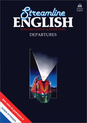 9780194322201: Streamline English: Departures