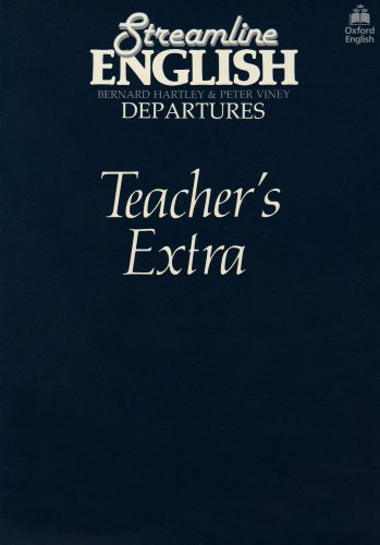 9780194322249: Streamline English: Departures: Teacher's Extra